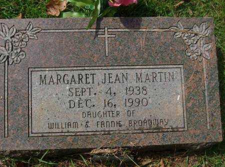 MARTIN, MARGARET - Saline County, Arkansas   MARGARET MARTIN - Arkansas Gravestone Photos