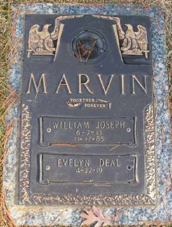 MARVIN, WILLIAM JOSEPH - Saline County, Arkansas   WILLIAM JOSEPH MARVIN - Arkansas Gravestone Photos