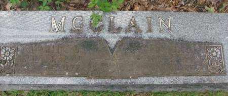 MCCLAIN, CHARLIE O. - Saline County, Arkansas | CHARLIE O. MCCLAIN - Arkansas Gravestone Photos