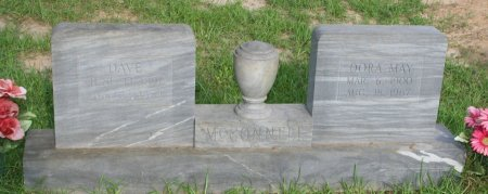 MCCONNELL, DORA MAY - Saline County, Arkansas   DORA MAY MCCONNELL - Arkansas Gravestone Photos