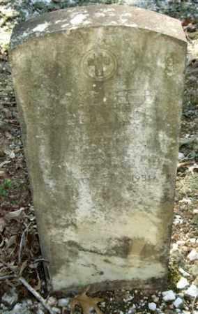 MCDANIEL (VETERAN WWI), JOSEPH B - Saline County, Arkansas   JOSEPH B MCDANIEL (VETERAN WWI) - Arkansas Gravestone Photos