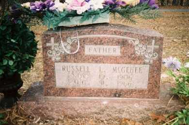 MCGEHEE, MARTHA J. - Saline County, Arkansas | MARTHA J. MCGEHEE - Arkansas Gravestone Photos