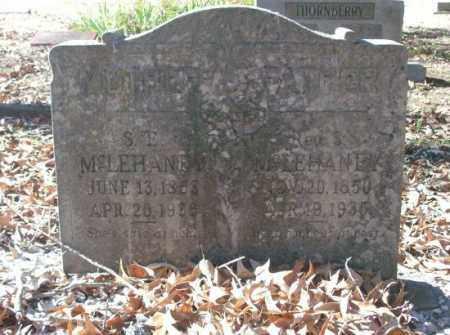 MCLEHANEY, S.E. - Saline County, Arkansas | S.E. MCLEHANEY - Arkansas Gravestone Photos