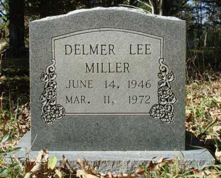 MILLER, DELMER LEE - Saline County, Arkansas | DELMER LEE MILLER - Arkansas Gravestone Photos