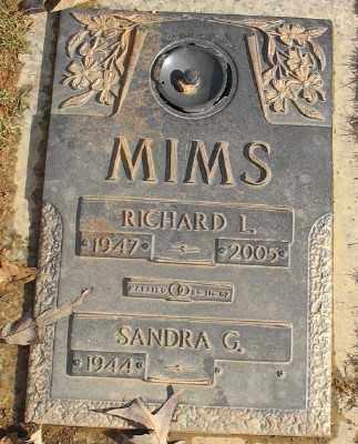 MIMS, RICHARD I. - Saline County, Arkansas | RICHARD I. MIMS - Arkansas Gravestone Photos