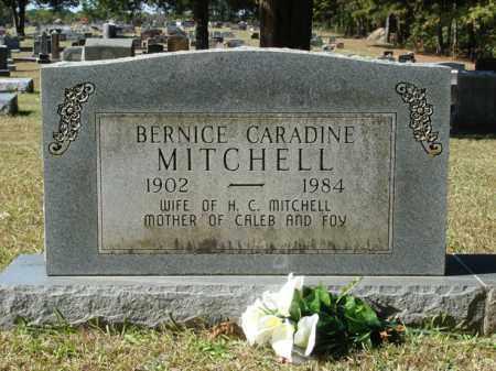 MITCHELL, BERNICE - Saline County, Arkansas | BERNICE MITCHELL - Arkansas Gravestone Photos