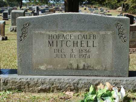 MITCHELL, HORACE CALEB - Saline County, Arkansas | HORACE CALEB MITCHELL - Arkansas Gravestone Photos