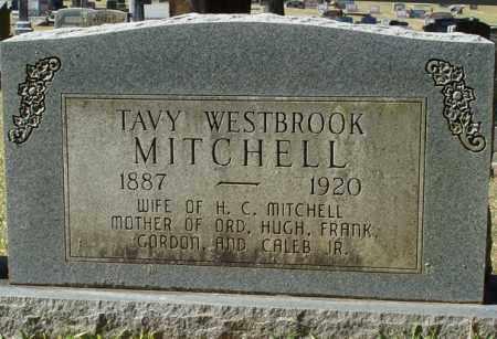 MITCHELL, TAVY - Saline County, Arkansas   TAVY MITCHELL - Arkansas Gravestone Photos