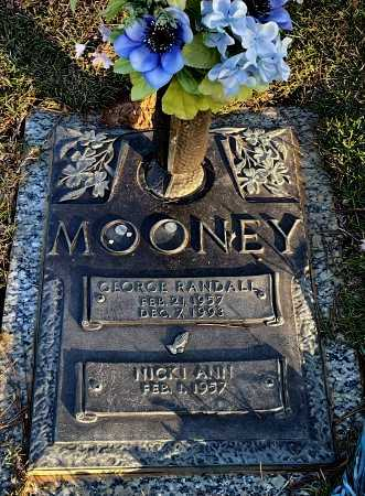 MOONEY, GEORGE RANDALL - Saline County, Arkansas   GEORGE RANDALL MOONEY - Arkansas Gravestone Photos