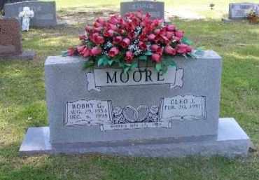 MOORE, CLEO - Saline County, Arkansas   CLEO MOORE - Arkansas Gravestone Photos