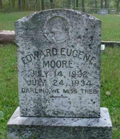 MOORE, EDWARD EUGENE - Saline County, Arkansas | EDWARD EUGENE MOORE - Arkansas Gravestone Photos