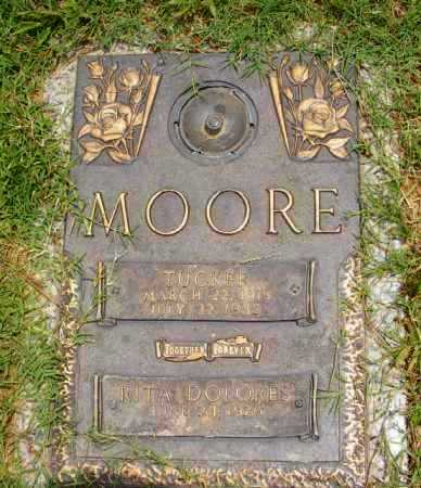 MOORE, RITA DOLORES - Saline County, Arkansas | RITA DOLORES MOORE - Arkansas Gravestone Photos