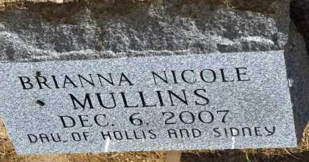 MULLINS, HOLLIS - Saline County, Arkansas   HOLLIS MULLINS - Arkansas Gravestone Photos