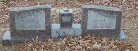 NALL, WILLIAM L. - Saline County, Arkansas | WILLIAM L. NALL - Arkansas Gravestone Photos