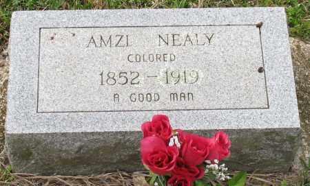 NEALY, AMZI - Saline County, Arkansas   AMZI NEALY - Arkansas Gravestone Photos
