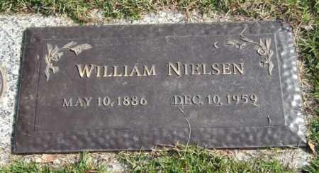 NIELSEN, WILLIAM - Saline County, Arkansas | WILLIAM NIELSEN - Arkansas Gravestone Photos