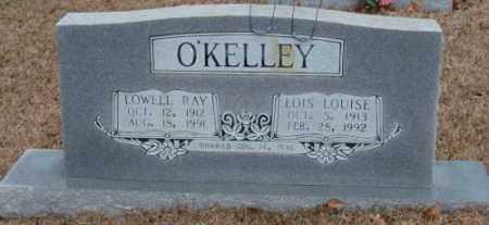 O'KELLEY, LOIS LOUISE - Saline County, Arkansas | LOIS LOUISE O'KELLEY - Arkansas Gravestone Photos