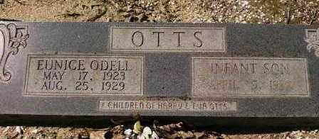 OTTS, EUNICE ODELL - Saline County, Arkansas | EUNICE ODELL OTTS - Arkansas Gravestone Photos