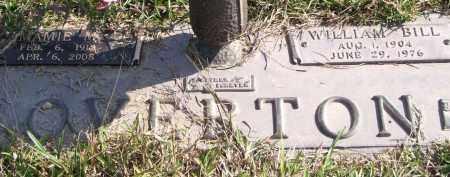 PRUITT OVERTON, MAMIE M. - Saline County, Arkansas | MAMIE M. PRUITT OVERTON - Arkansas Gravestone Photos