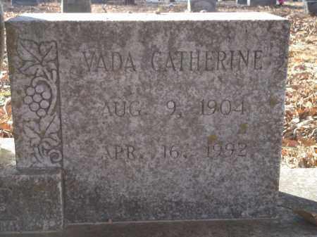 PAGE, VADA CATHERINE - Saline County, Arkansas | VADA CATHERINE PAGE - Arkansas Gravestone Photos