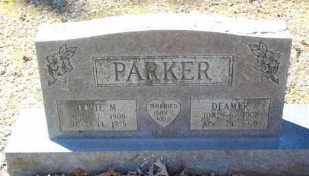 PARKER, DOVIE M - Saline County, Arkansas   DOVIE M PARKER - Arkansas Gravestone Photos