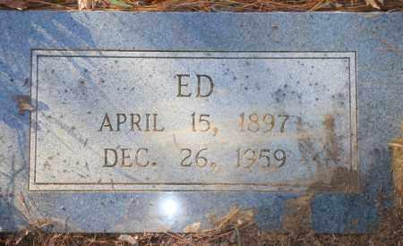 PARKER, ED - Saline County, Arkansas | ED PARKER - Arkansas Gravestone Photos