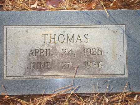 PARKER, THOMAS - Saline County, Arkansas | THOMAS PARKER - Arkansas Gravestone Photos