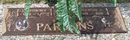 PARSONS, SHARON LYNETTE - Saline County, Arkansas | SHARON LYNETTE PARSONS - Arkansas Gravestone Photos