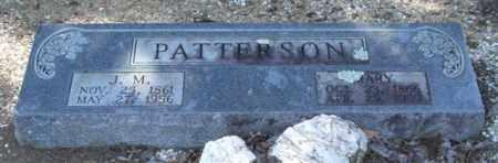 PATTERSON, MARY - Saline County, Arkansas | MARY PATTERSON - Arkansas Gravestone Photos