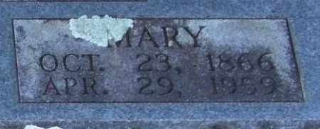 PATTERSON, MARY (CLOSEUP) - Saline County, Arkansas | MARY (CLOSEUP) PATTERSON - Arkansas Gravestone Photos