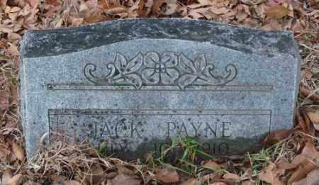 PAYNE, JACK - Saline County, Arkansas | JACK PAYNE - Arkansas Gravestone Photos