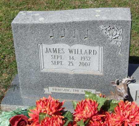 RAGSDALE, JAMES WILLARD - Saline County, Arkansas | JAMES WILLARD RAGSDALE - Arkansas Gravestone Photos