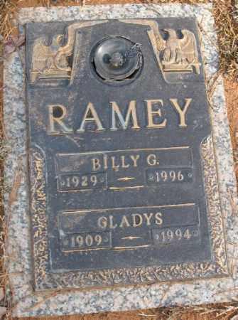 RAMEY, BILLY G. - Saline County, Arkansas | BILLY G. RAMEY - Arkansas Gravestone Photos