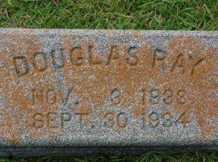 RAY, DOUGLAS - Saline County, Arkansas   DOUGLAS RAY - Arkansas Gravestone Photos