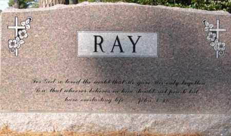 RAY, RICHARD F. - Saline County, Arkansas | RICHARD F. RAY - Arkansas Gravestone Photos