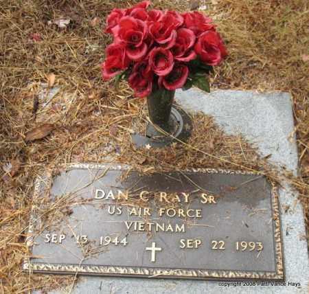 RAY, SR. (VETERAN VIET), DAN C. - Saline County, Arkansas | DAN C. RAY, SR. (VETERAN VIET) - Arkansas Gravestone Photos