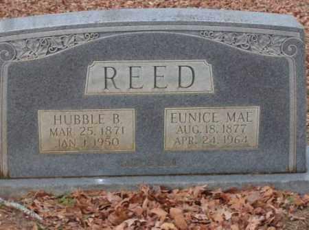 REED, HUBBLE B. - Saline County, Arkansas | HUBBLE B. REED - Arkansas Gravestone Photos