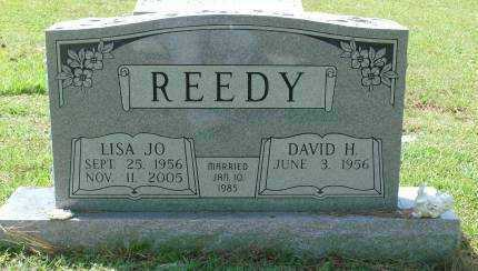 REEDY, LISA JO - Saline County, Arkansas | LISA JO REEDY - Arkansas Gravestone Photos