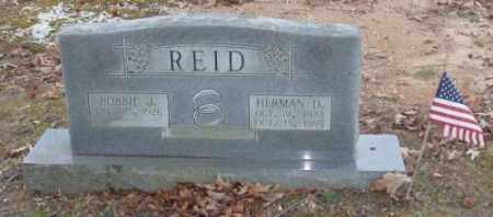 REID, HERMAN DALE - Saline County, Arkansas | HERMAN DALE REID - Arkansas Gravestone Photos