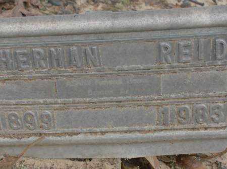 REID, HERMAN - Saline County, Arkansas | HERMAN REID - Arkansas Gravestone Photos
