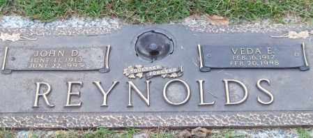 REYNOLDS, VEDA E. - Saline County, Arkansas | VEDA E. REYNOLDS - Arkansas Gravestone Photos