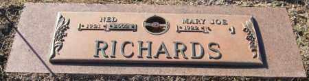 "RICHARDS (VETERAN WWII), WILLIAM E. ""NED"" - Saline County, Arkansas | WILLIAM E. ""NED"" RICHARDS (VETERAN WWII) - Arkansas Gravestone Photos"