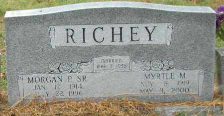 SINGLETON RICHEY, MYRTLE MARIE - Saline County, Arkansas | MYRTLE MARIE SINGLETON RICHEY - Arkansas Gravestone Photos