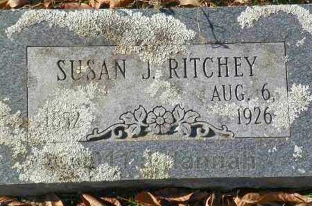 RITCHEY, SUSAN J - Saline County, Arkansas | SUSAN J RITCHEY - Arkansas Gravestone Photos