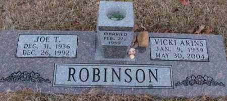 ROBINSON, JOE T. - Saline County, Arkansas | JOE T. ROBINSON - Arkansas Gravestone Photos