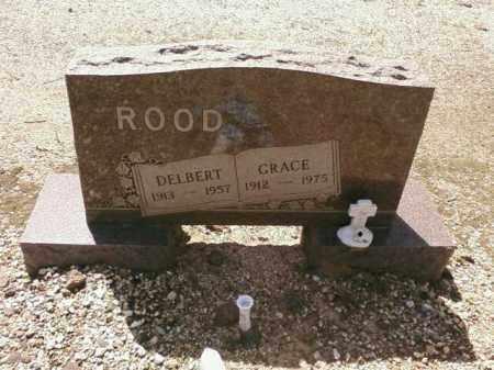 ROOD, DELBERT - Saline County, Arkansas | DELBERT ROOD - Arkansas Gravestone Photos