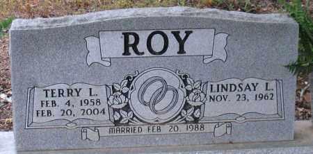 ROY, TERRY L. - Saline County, Arkansas | TERRY L. ROY - Arkansas Gravestone Photos