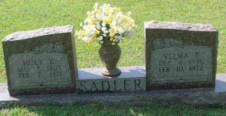SADLER, HUEY K - Saline County, Arkansas | HUEY K SADLER - Arkansas Gravestone Photos