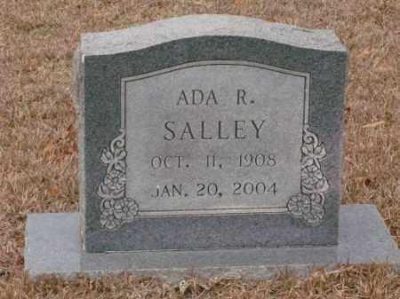 SALLEY, ADA R. - Saline County, Arkansas | ADA R. SALLEY - Arkansas Gravestone Photos
