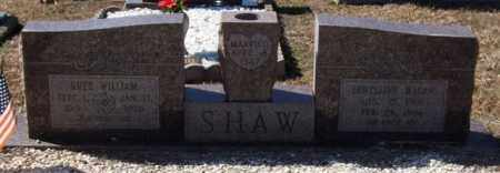 HAGAR SHAW, ERNESTINE - Saline County, Arkansas | ERNESTINE HAGAR SHAW - Arkansas Gravestone Photos